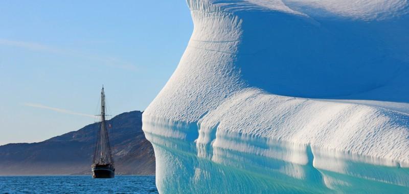 Гренландия — Средоточение величия