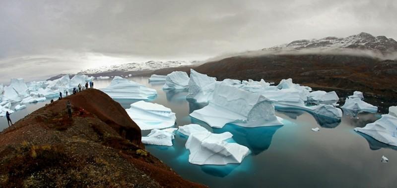 Шпицберген - архипелаг тысячи островов
