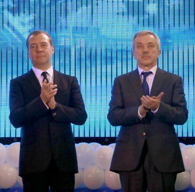 визит в Белгородскую область Председателя Правительства РФ Медведева Дмитрия Анатольевича 29 ноября 2016
